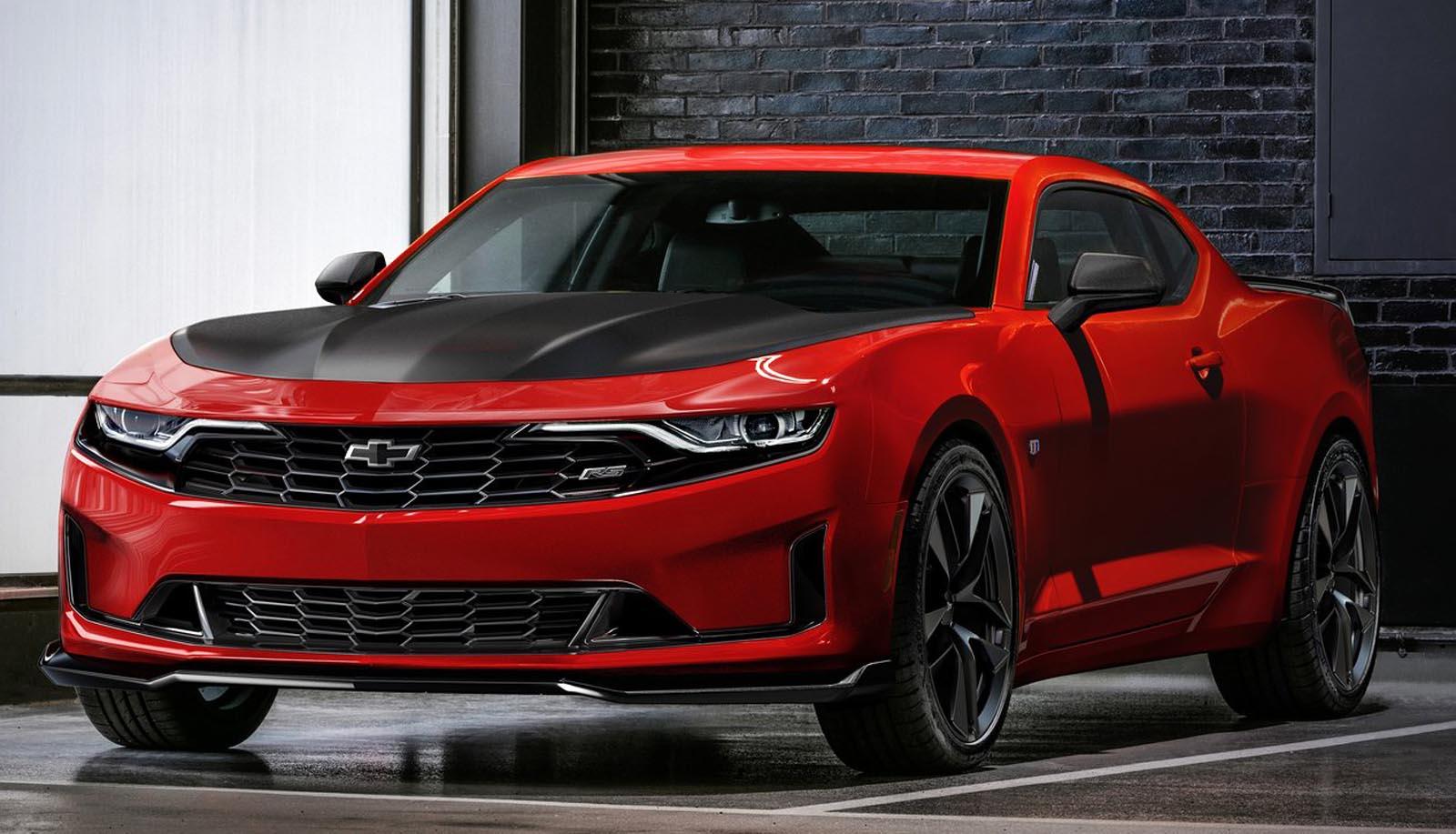 Photo of Facelift για την Chevrolet Camaro