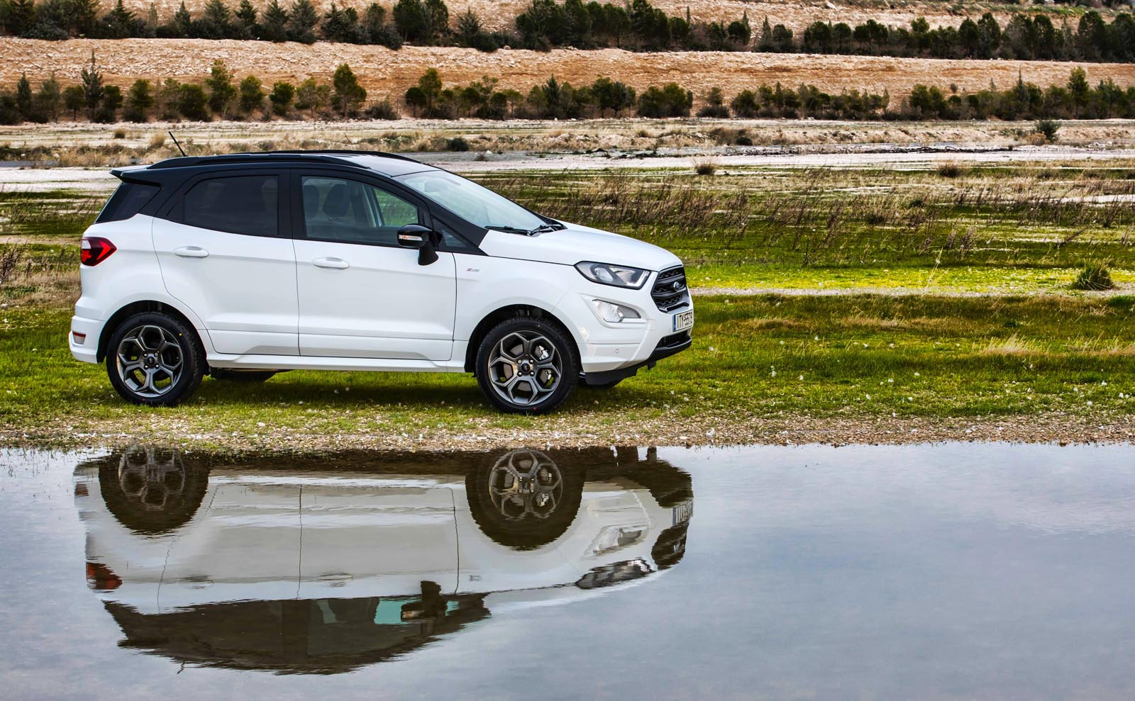 Photo of Ford Ecosport 1.0 Ecoboost 140 PS [test drive]