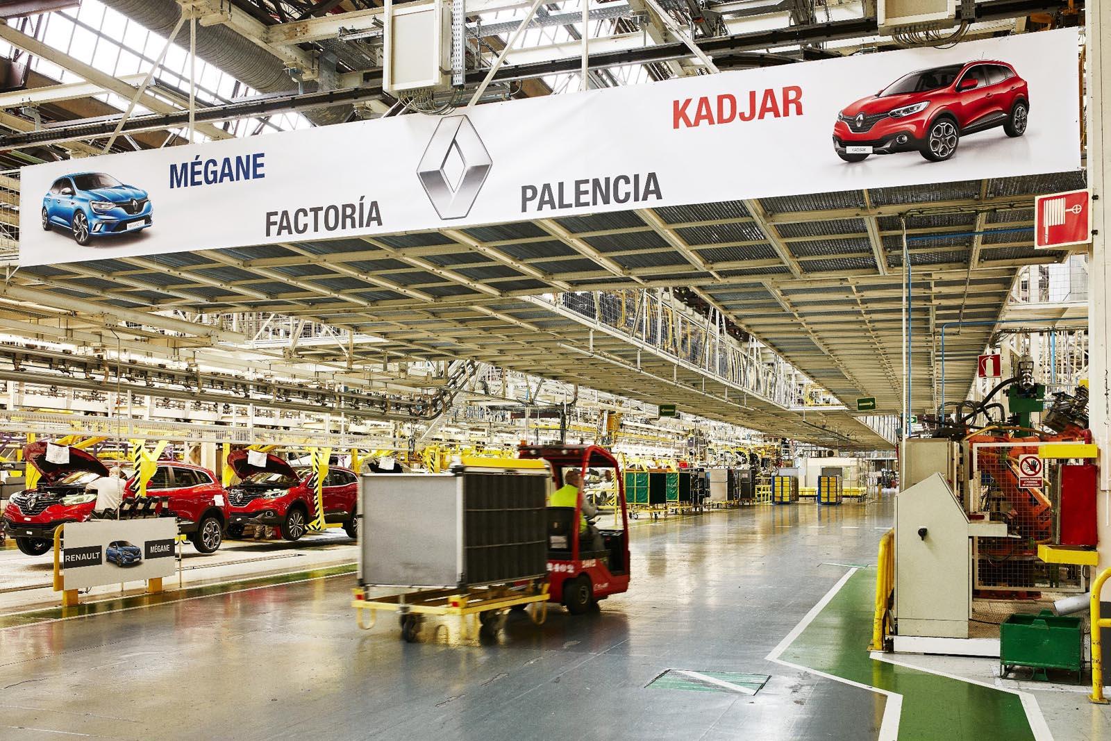 Photo of 7 εκατομμύρια οχήματα για το εργοστάσιο της Renault στην Palencia