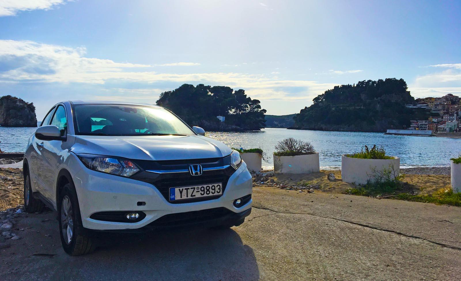 Photo of Πέντε μέρες και 1.200 χλμ. με το Honda HRV 1.5 CVT [on the road]