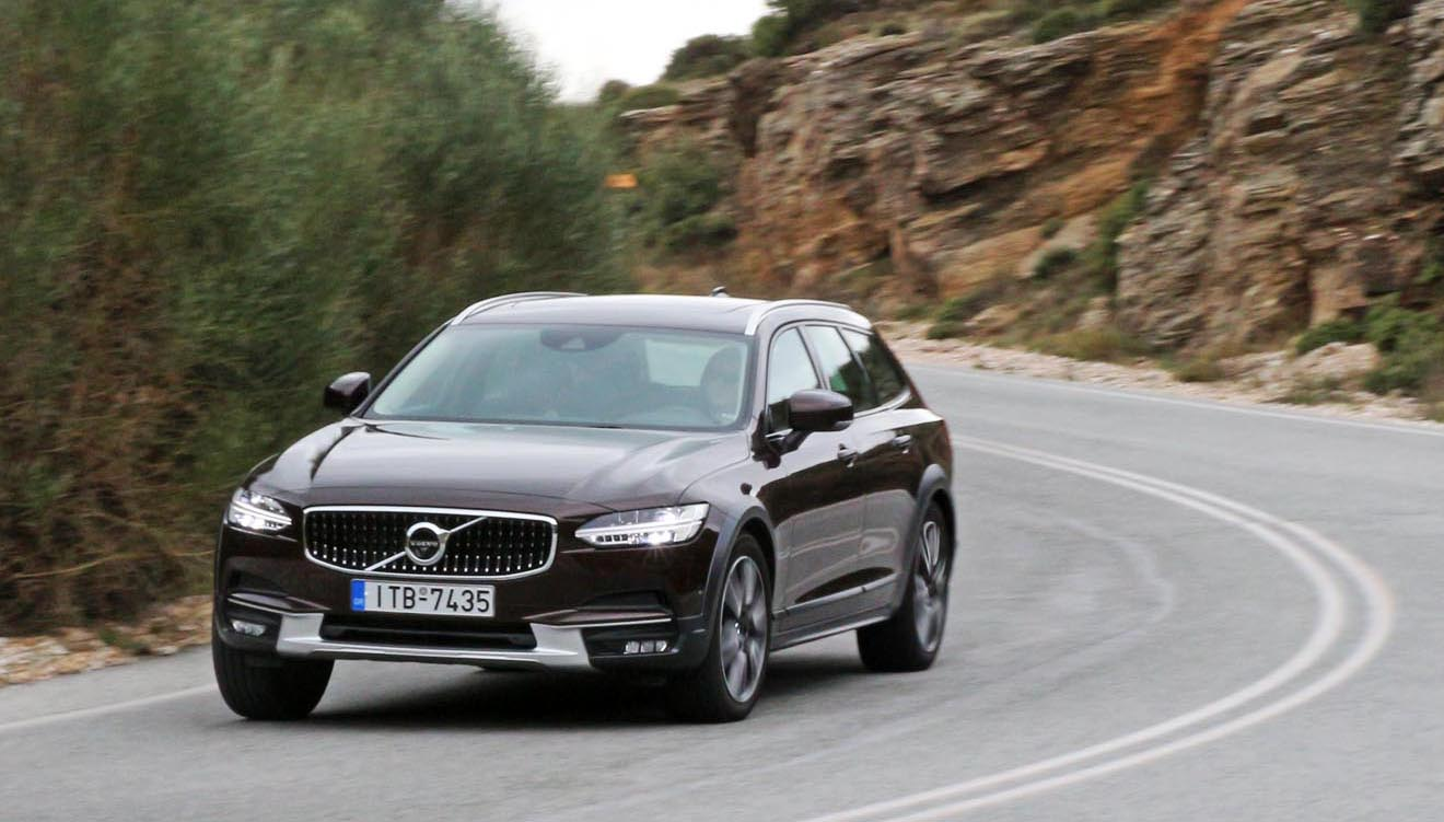 Photo of Volvo V90 Cross Country D5 AWD [test drive]