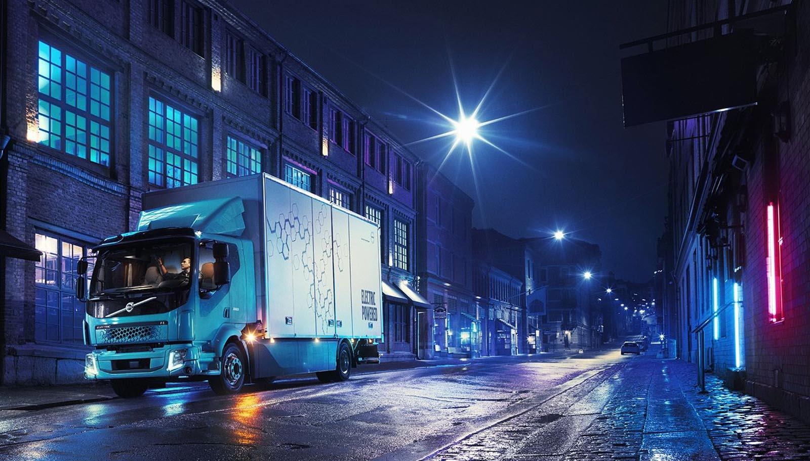 Photo of H Volvo Trucks παρουσίασε το ηλεκτρικό FL Electric