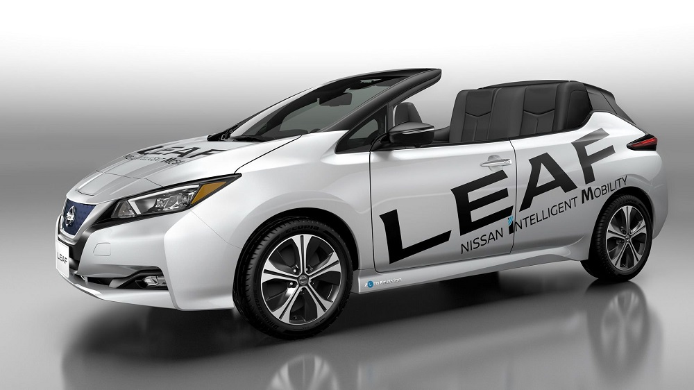 Photo of Nissan Leaf Open Car, όνομα και πράγμα