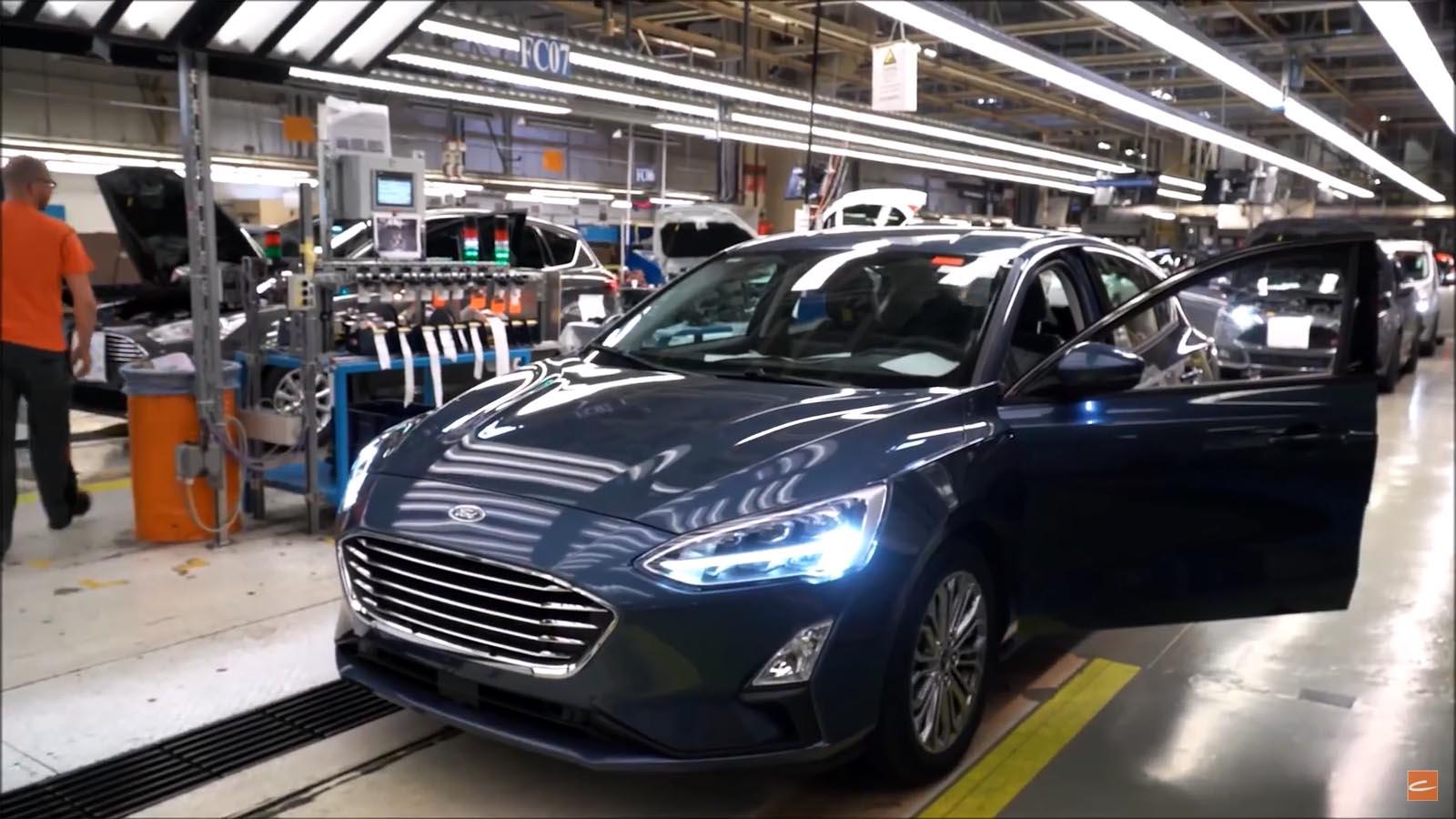 Photo of Πήρε μπροστά η παραγωγή του νέου Ford Focus [vid]