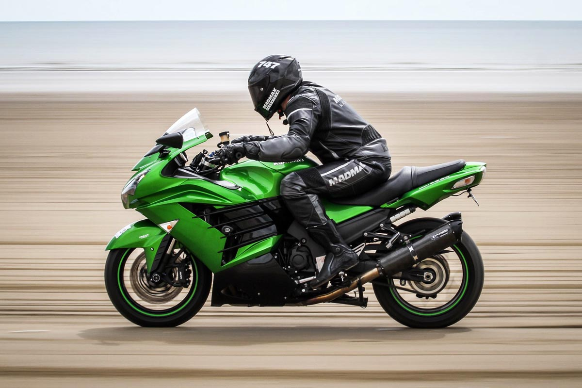 Photo of Ρεκόρ ταχύτητας μοτοσικλέτας… στην άμμο [vid]