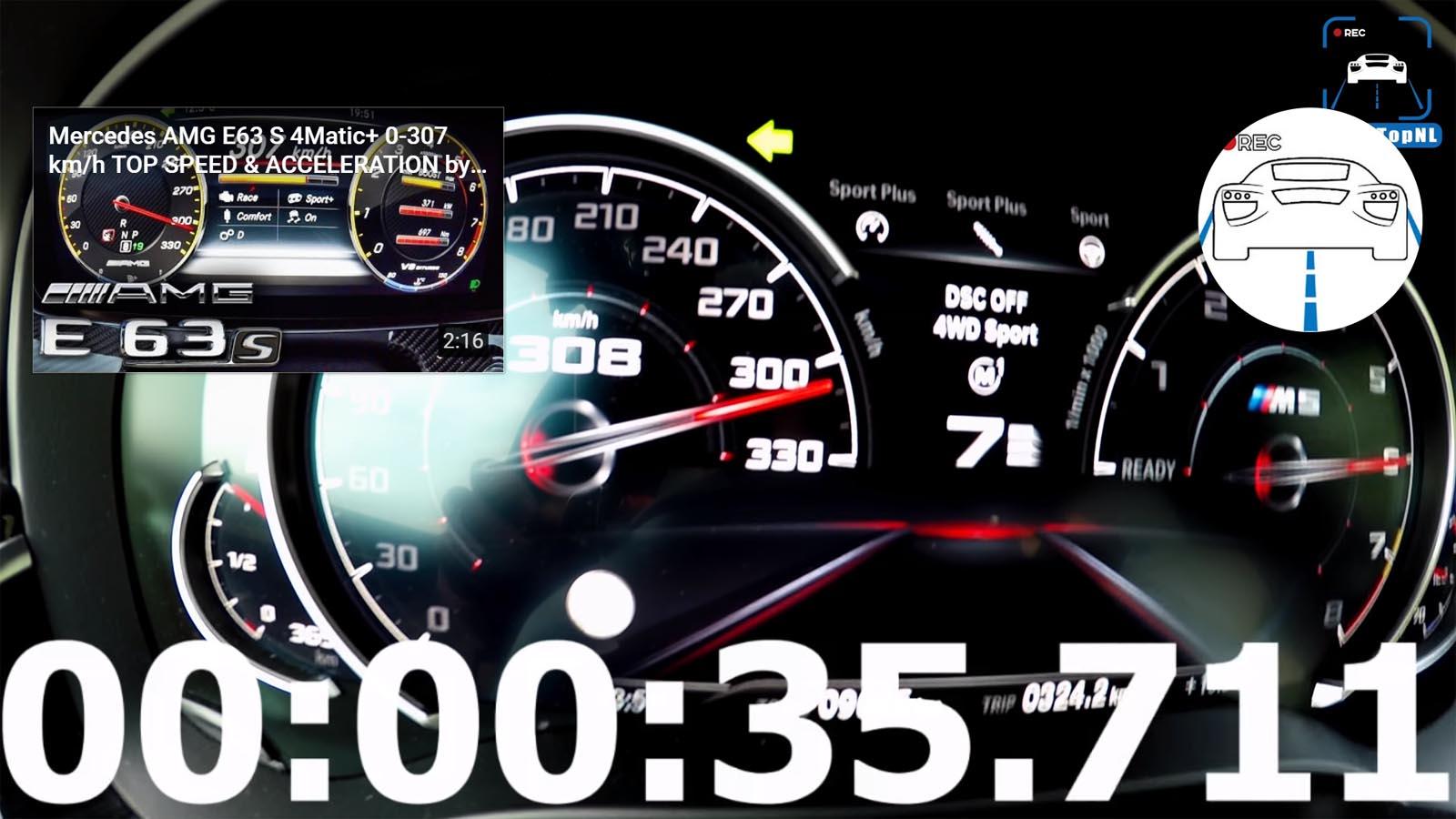 Photo of Πόσο χρειάζεται για φτάσει μία BMW M5 στα 308 χλμ./ώρα; [vid]