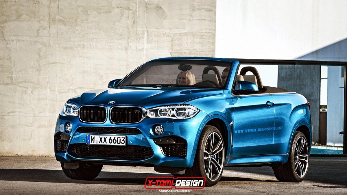 Photo of Θα μπει η BMW στα κάμπριο SUV;
