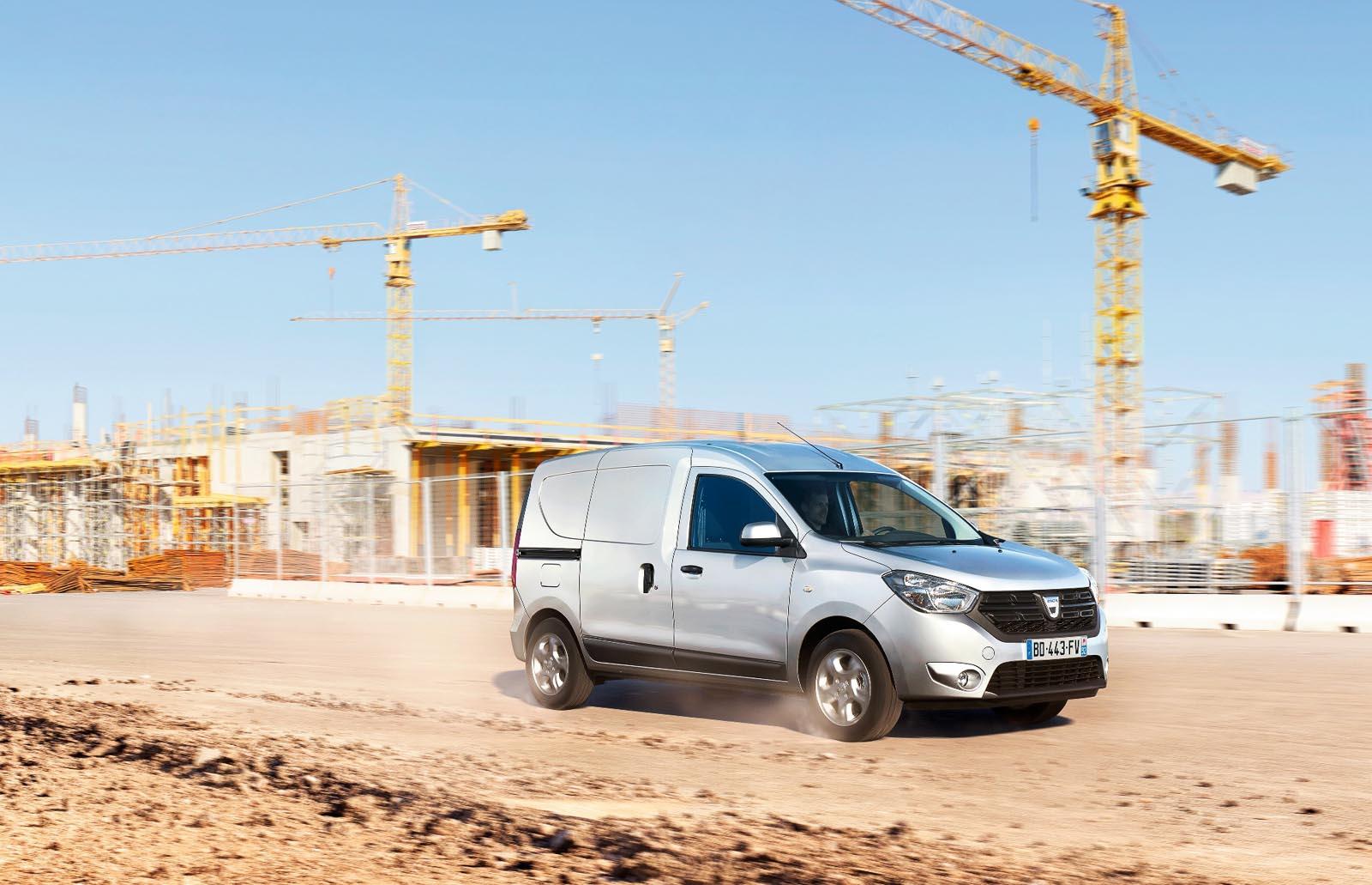 Photo of Dacia Dokker Van: Με κόστος συντήρησης μόλις 0,5 ευρώ/ημέρα!