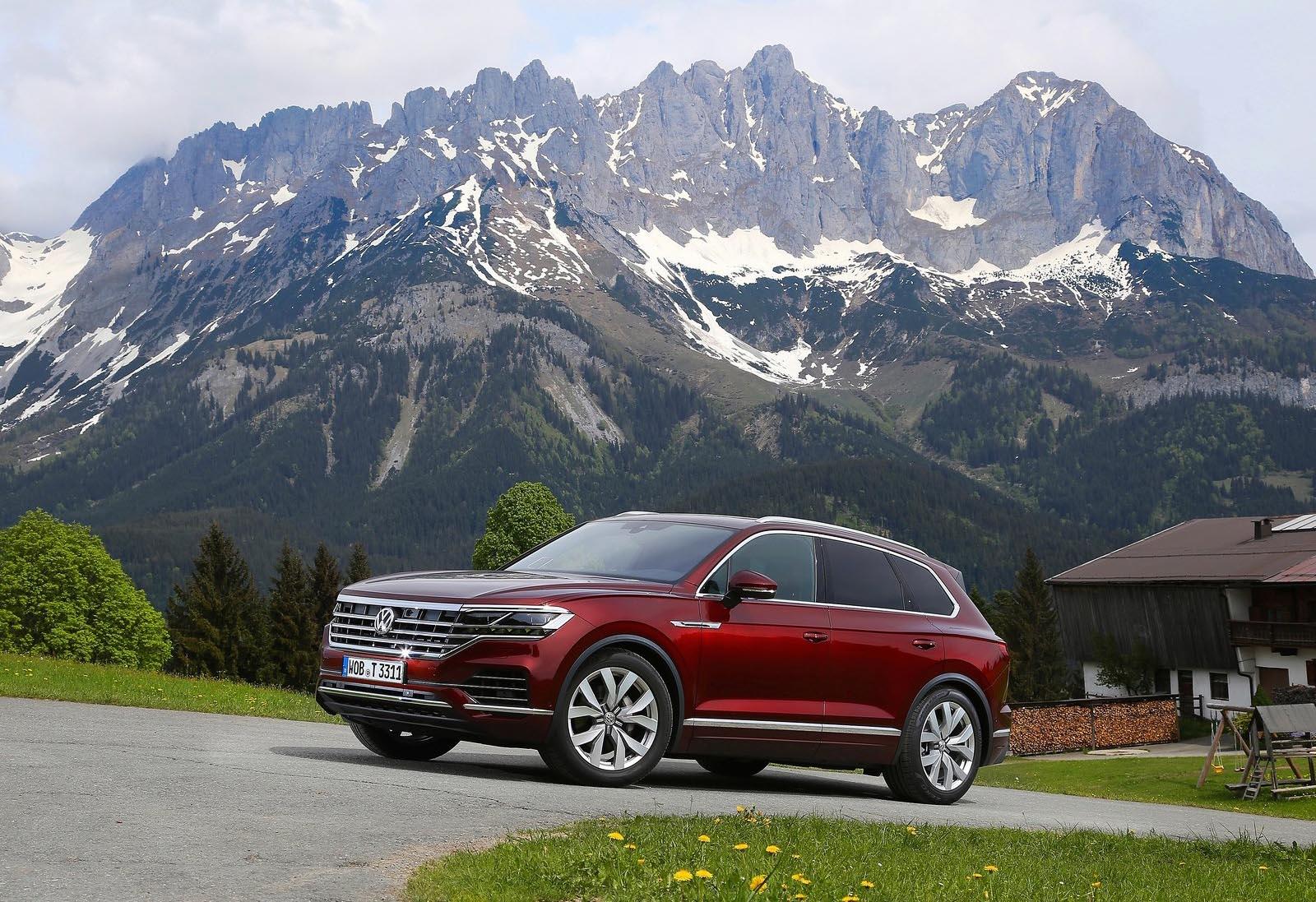 Photo of Με το νέο VW Touareg στην Αυστρία [first drive]