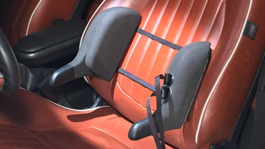 Photo of To Bolster Boost μετατρέπει τα καθίσματα του αυτοκινήτου σας σε bucket [vid]