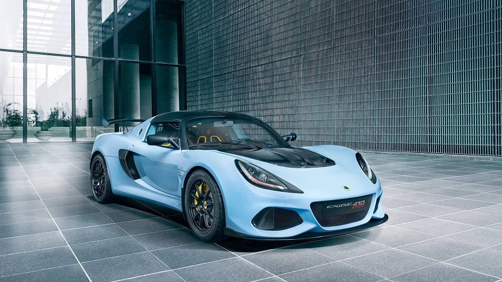 Photo of Lotus Exige Sport 410, το απόλυτο road car!