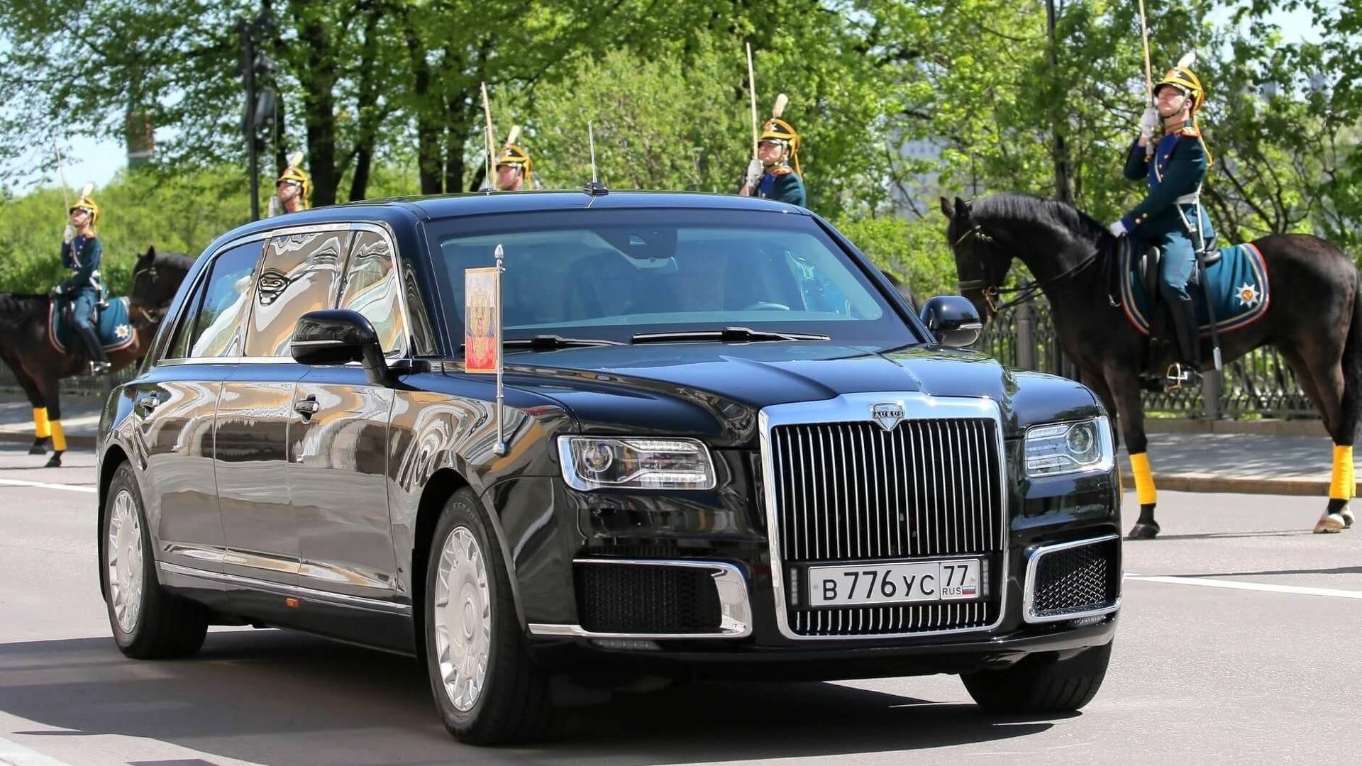 Photo of Δείτε το μεταφορικό μέσο του Vladimir Putin [vid]