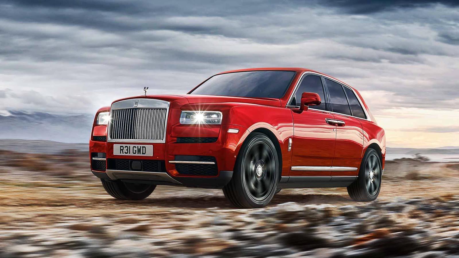 Photo of H Rolls-Royce Cullinan είναι το πολυτελέστερο (και το ασχημότερο;) SUV στον κόσμο [vid]