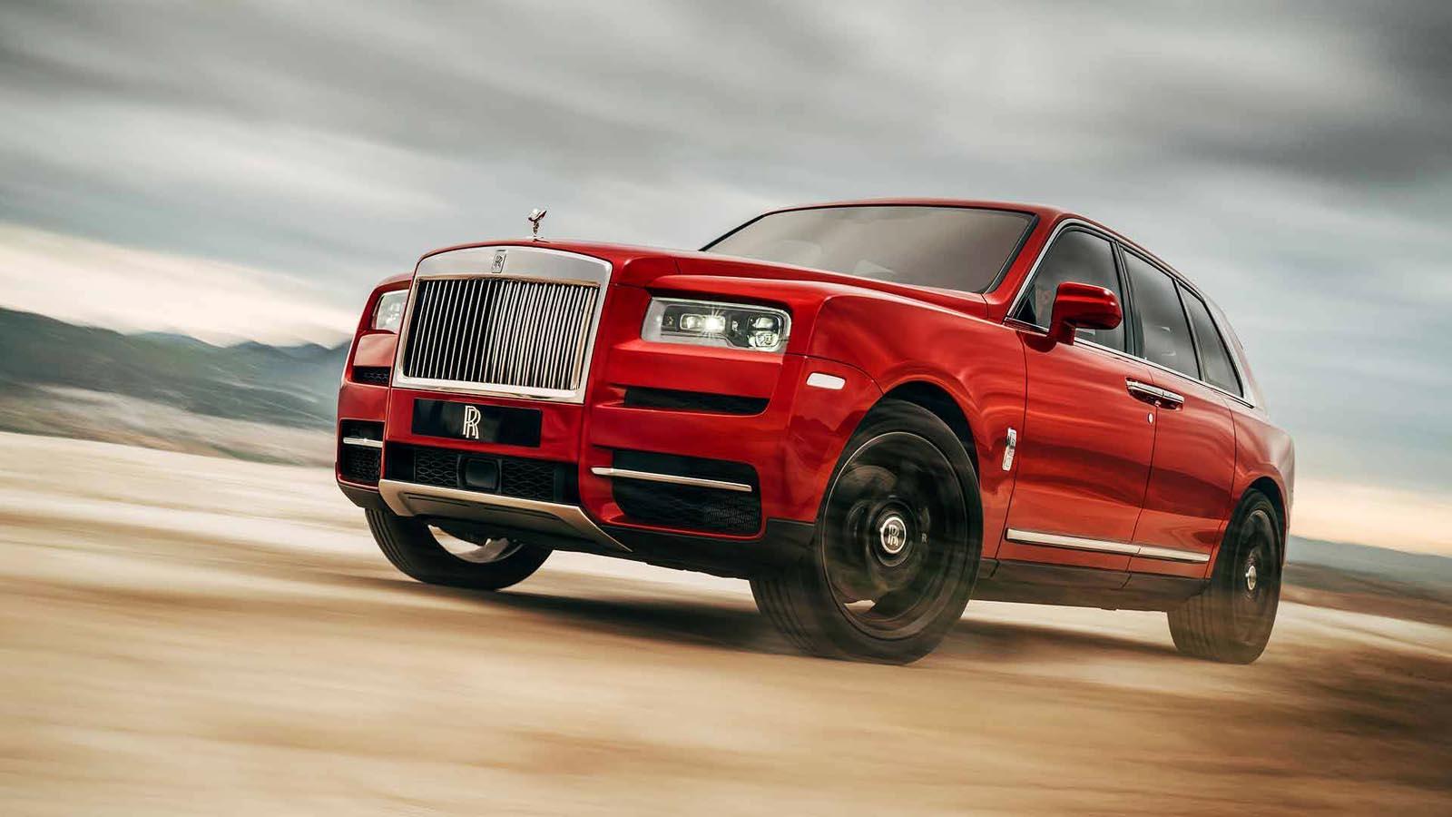 Photo of H Rolls-Royce σνομπάρει την αυτόνομη οδήγηση