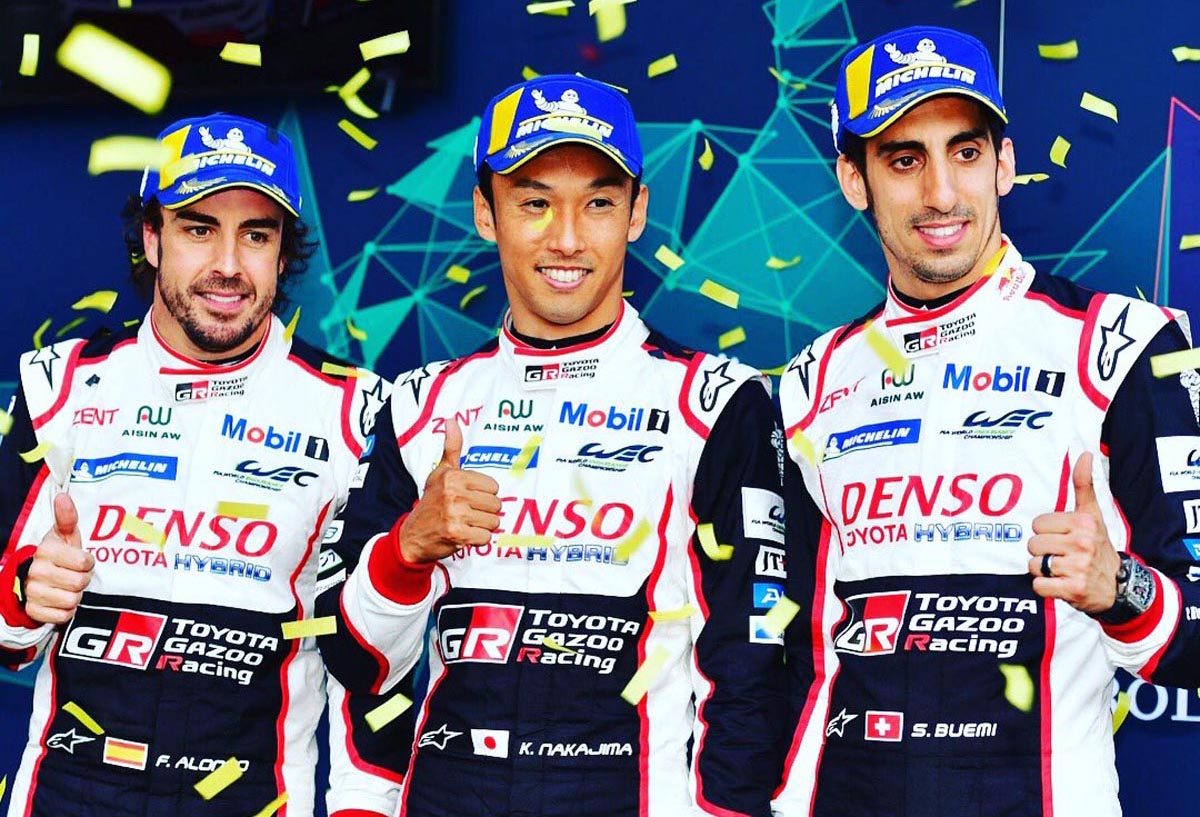 Photo of Νίκη μετά από τέσσερα χρόνια για τον Fernando Alonso [vid]
