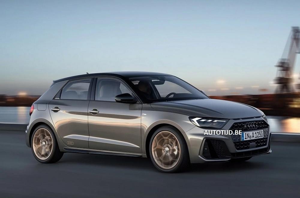 Photo of Πρόωρη αποκάλυψη για το Audi A1 [upd+photos]
