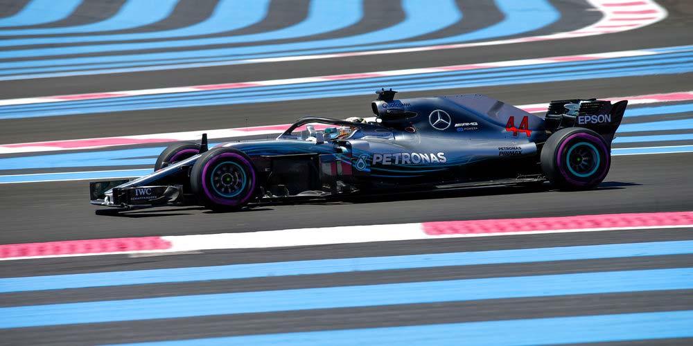 Photo of GP Γαλλίας: H Mercedes έκανε το 1-2 στην εκκίνηση