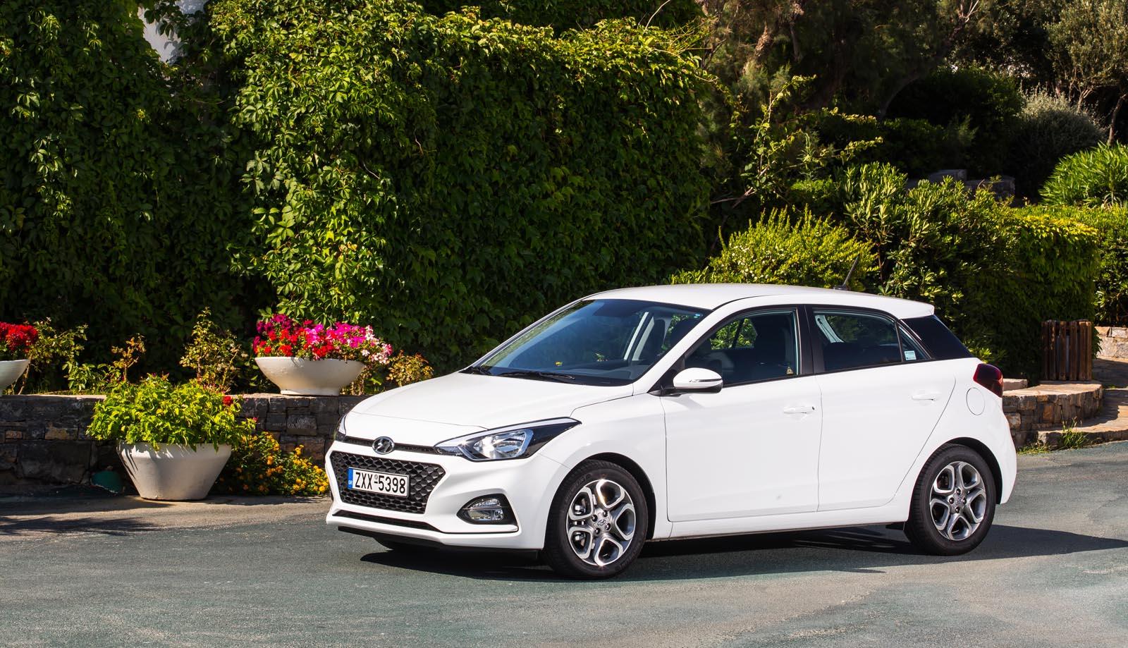 Photo of Έρχεται το ανανεωμένο Hyundai i20, από 11.190 ευρώ