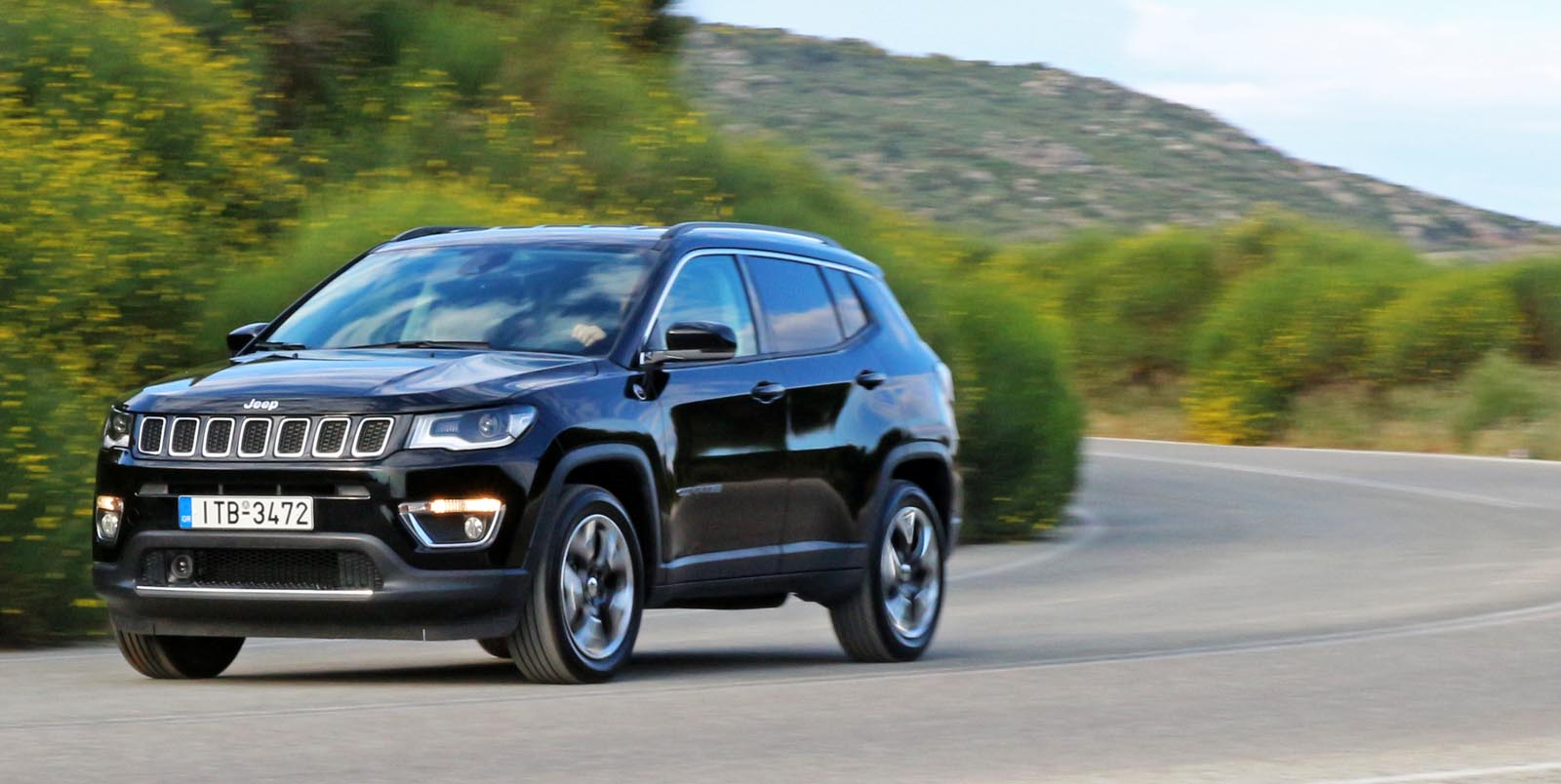 Photo of Jeep Compass 1.4T Auto 170 PS [test drive]