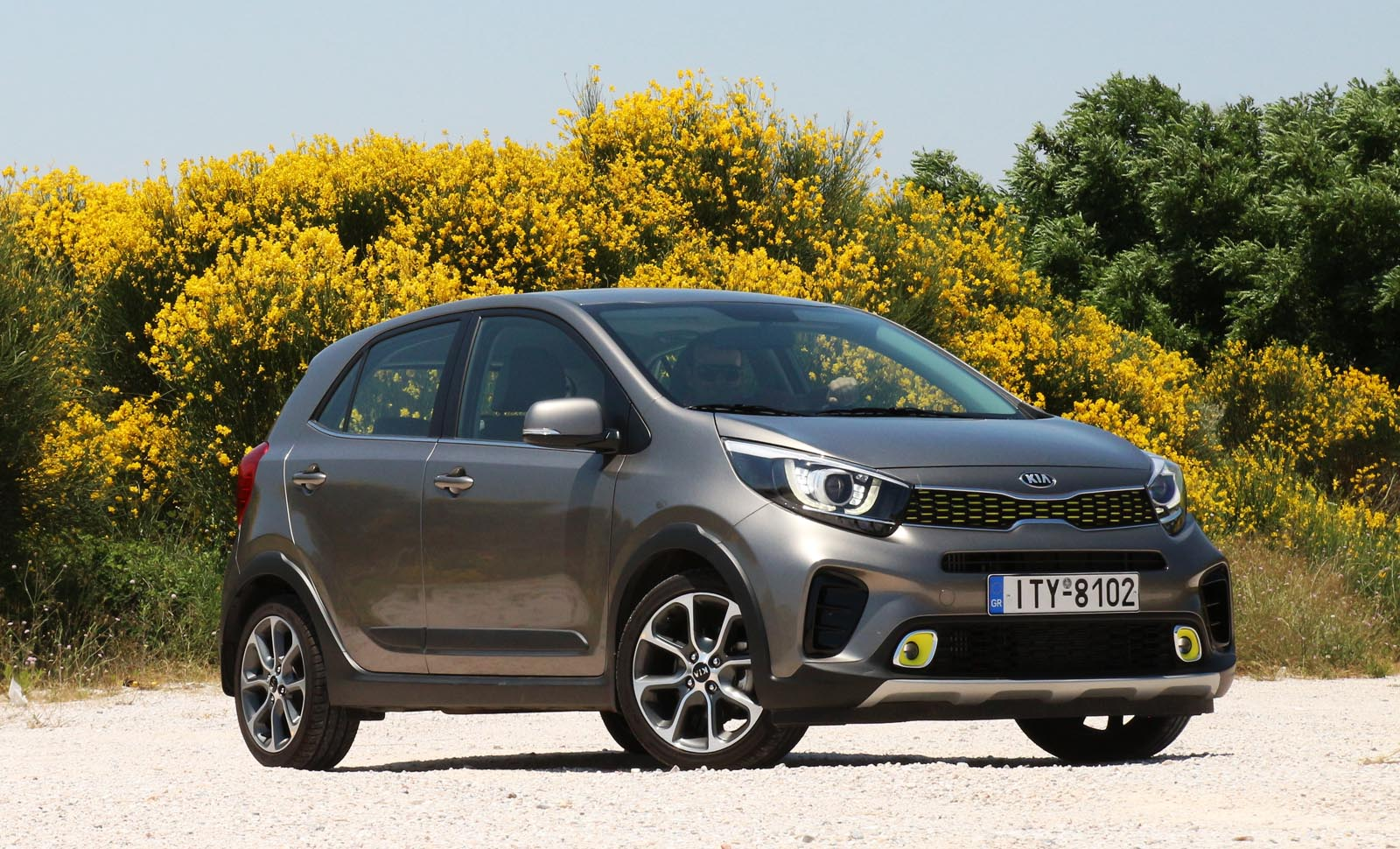Photo of Kia Picanto X-Line 1.0 T-GDi [test drive]