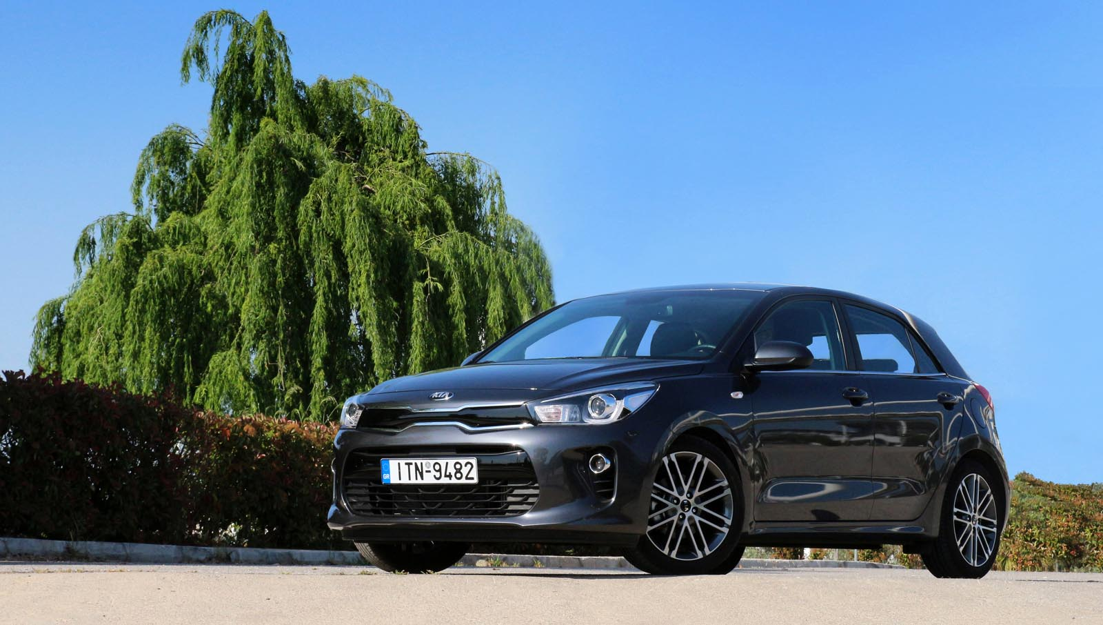 Photo of Kia Rio 1.0 T-GDi [test drive]
