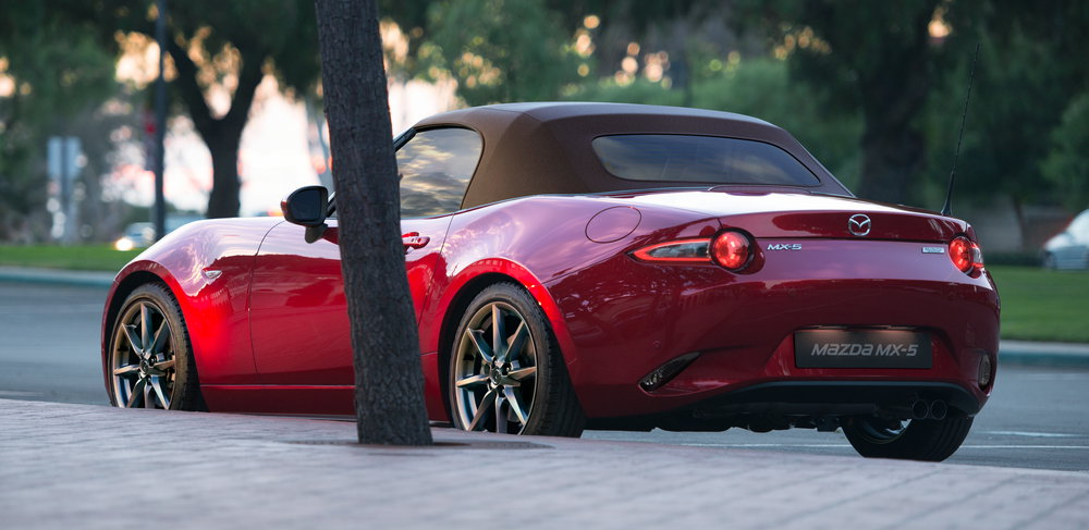 Photo of Αναβάθμιση ισχύος για το Mazda MX-5