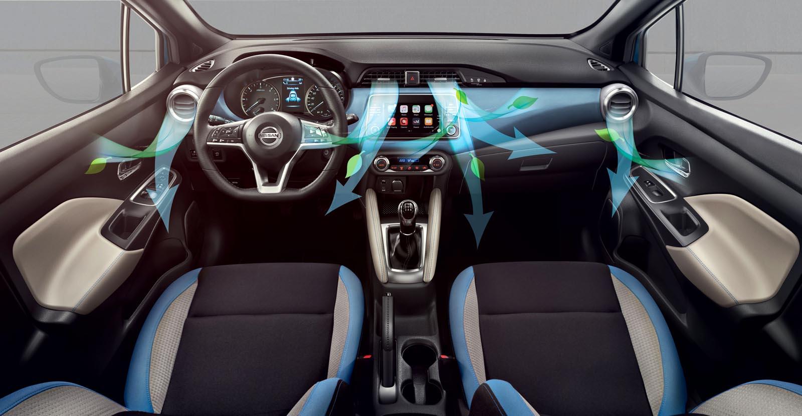 Photo of Νέα σειρά φίλτρων αέρα καμπίνας σε μοντέλα της Nissan, για την προστασία και την ευεξία των επιβατών