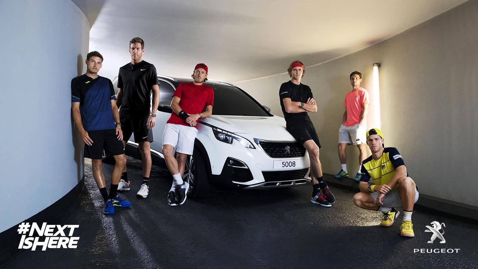 Photo of Η Peugeot στο Roland Garros!