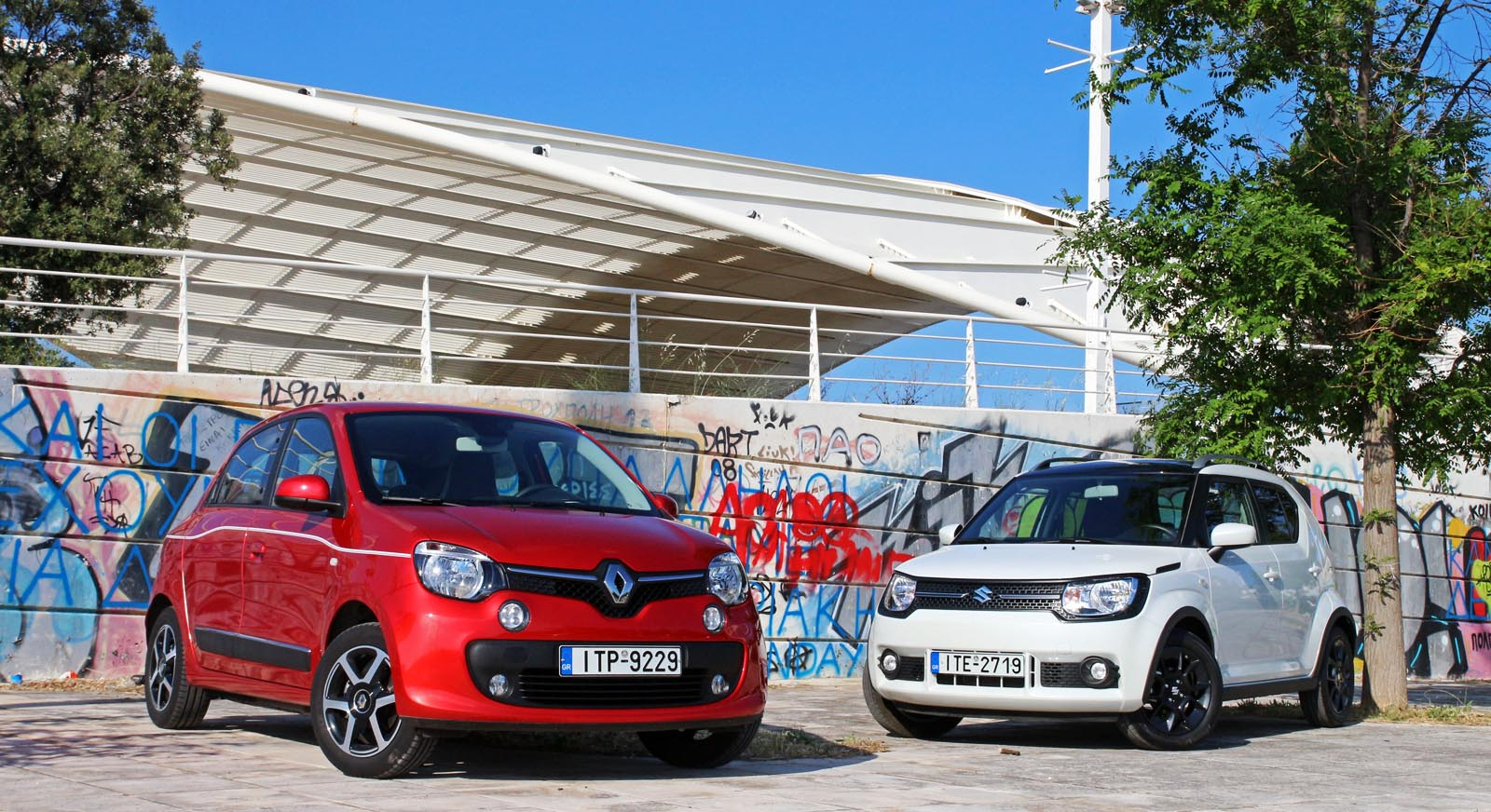 Photo of Renault Twingo 0.9 vs Suzuki Ignis 1.2 [test drive]