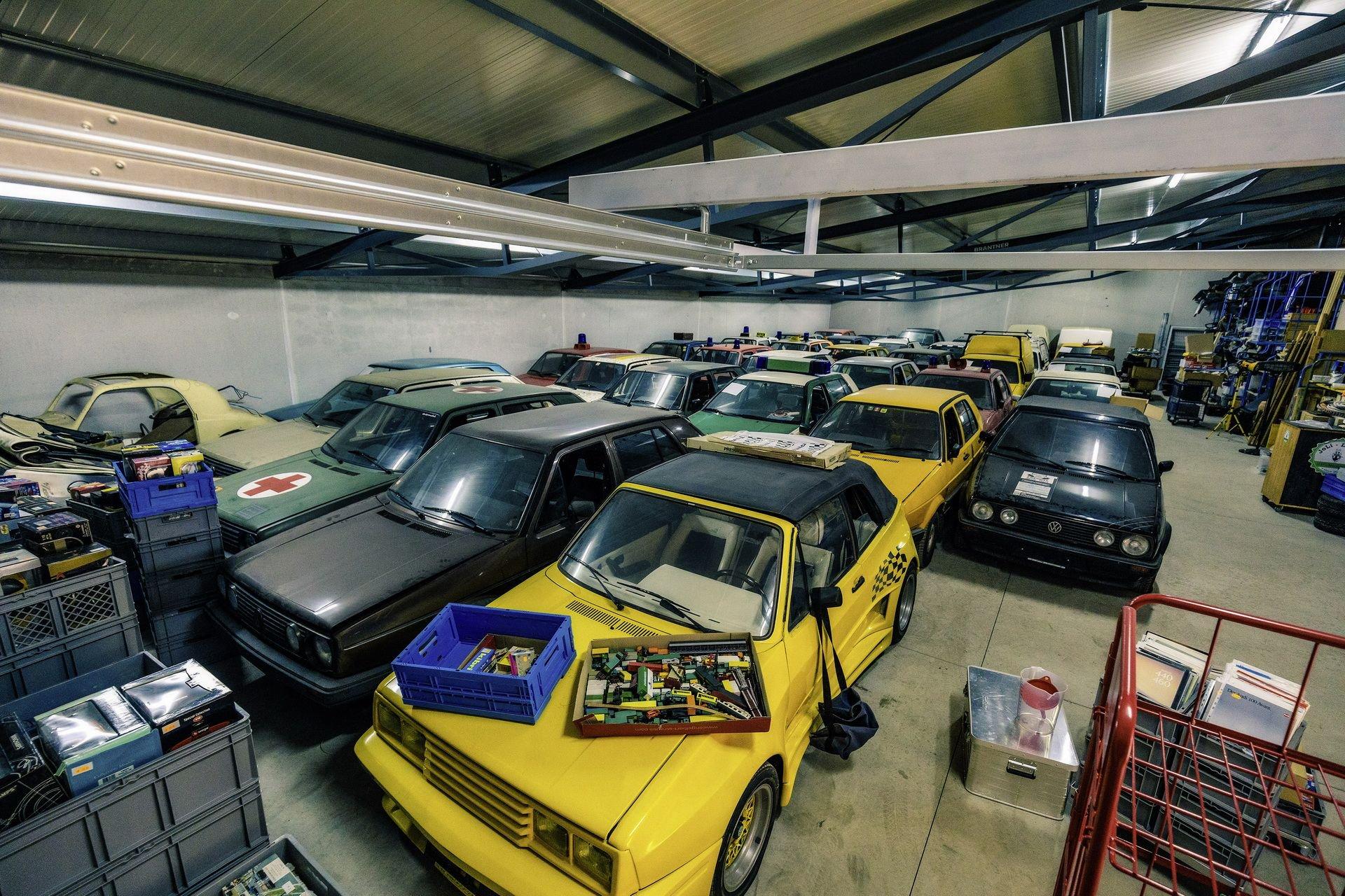 Photo of Ποια είναι η μεγαλύτερη συλλογή από VW Golf σε όλο τον κόσμο;