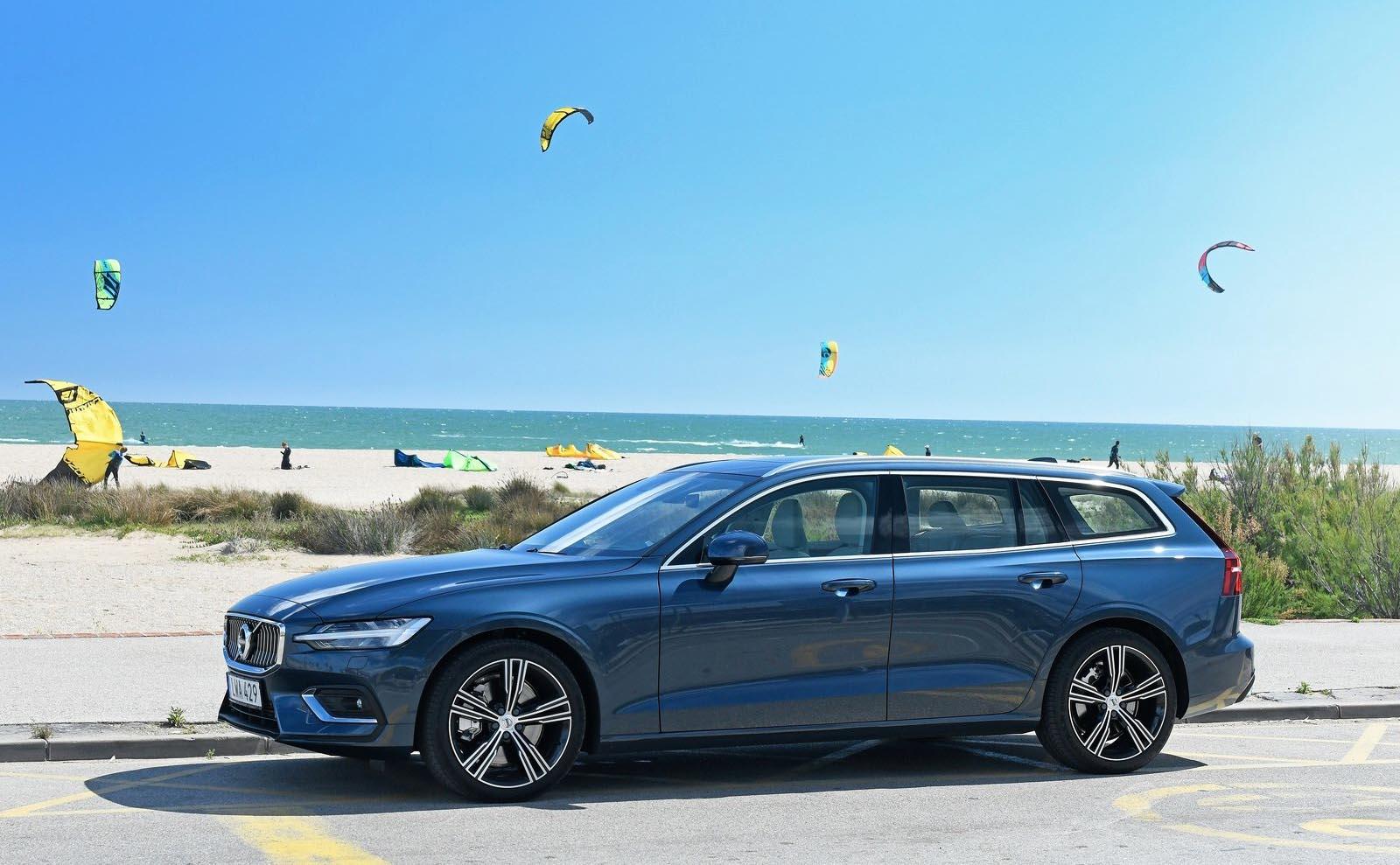 Photo of Με το νέο Volvo V60 στην Ισπανία [first drive]