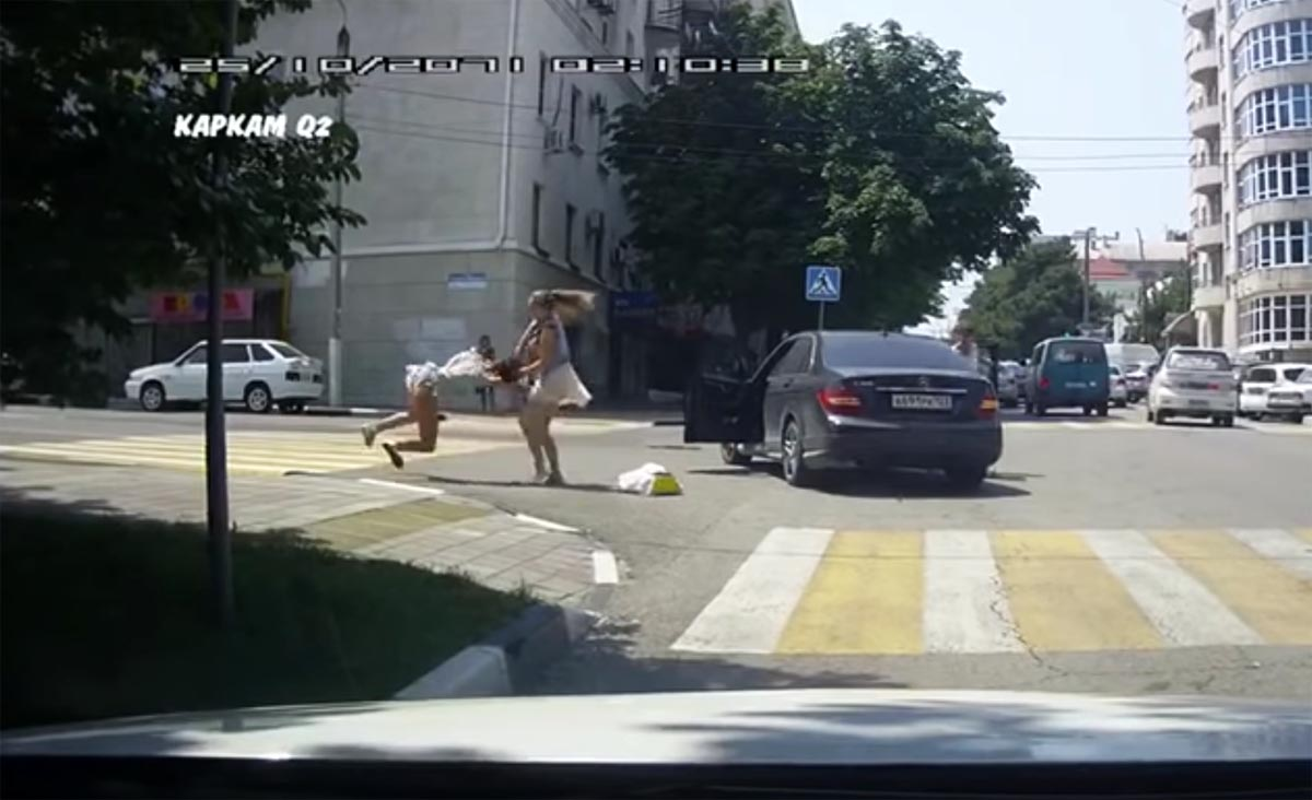 Photo of Άγριος καυγάς μεταξύ γυναικών στην Ρωσία [vid]