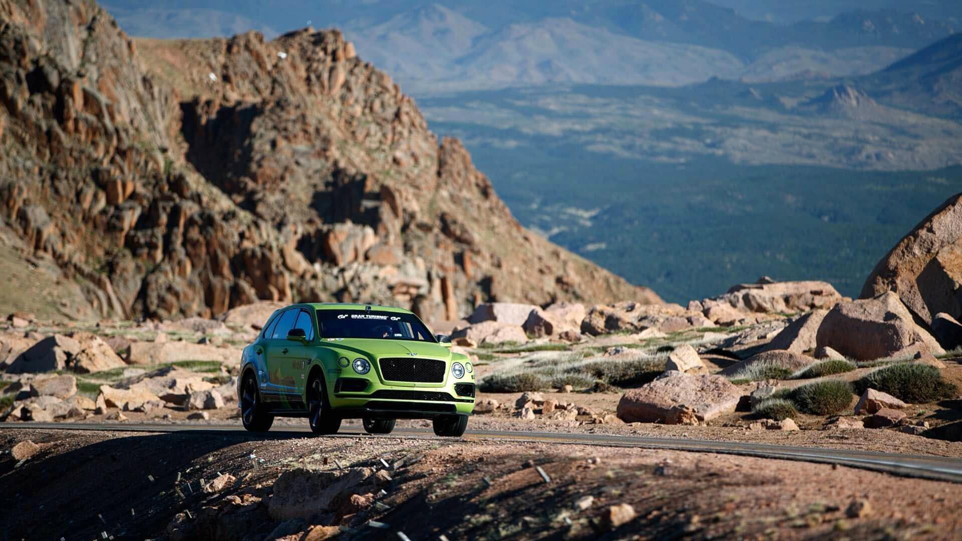 Photo of Ξανά για νέο ρεκόρ η Bentley στο Pikes Peak