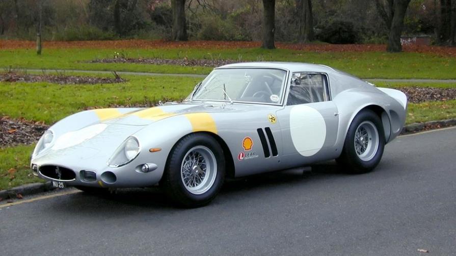Photo of Η Ferrari 250 GTO σημείωσε νέο ρεκόρ πώλησης
