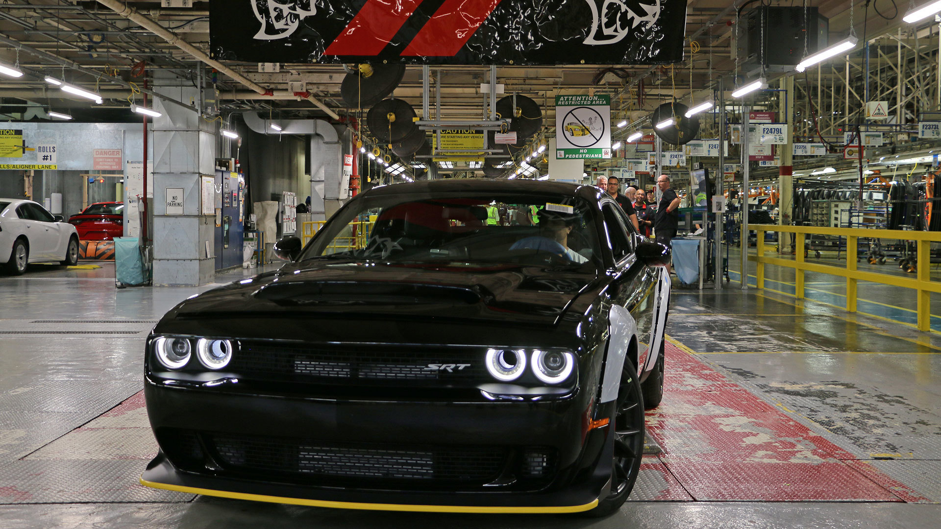 Photo of Βγήκε από την γραμμή παραγωγή το τελευταίο Dodge SRT Demon [vid]
