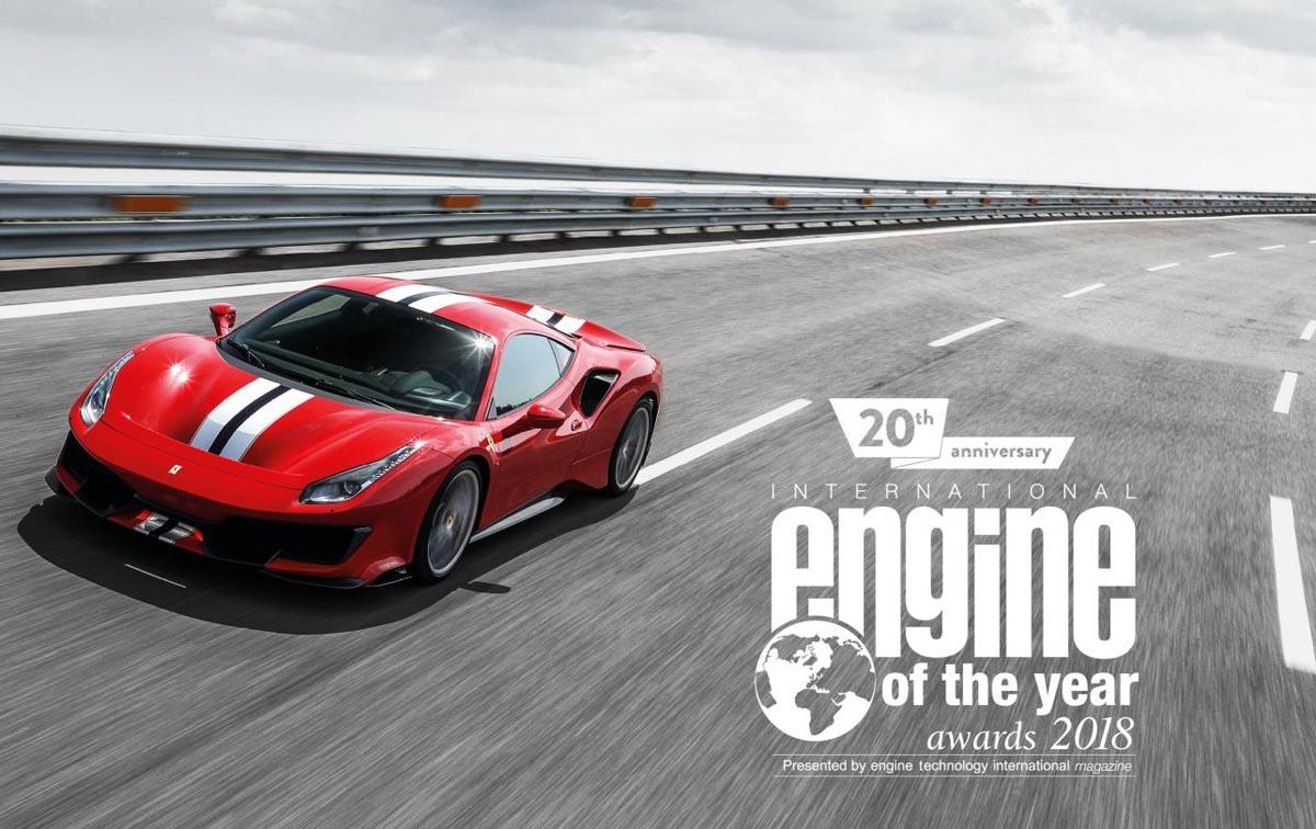 Photo of H Ferrari κυριάρχησε στους «Κινητήρες της Χρονιάς 2018»