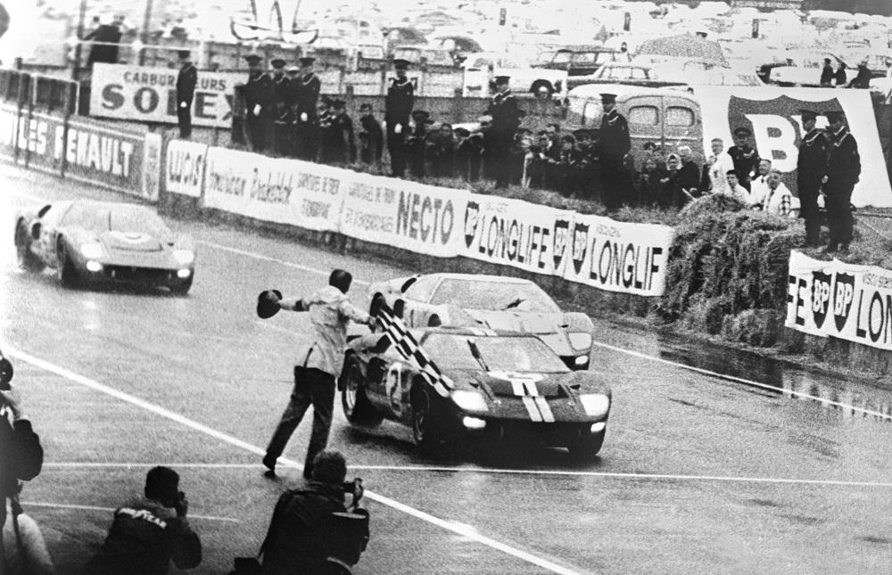 Photo of Η κόντρα Ferrari-Ford στο Le Mans γυρίζεται ταινία!