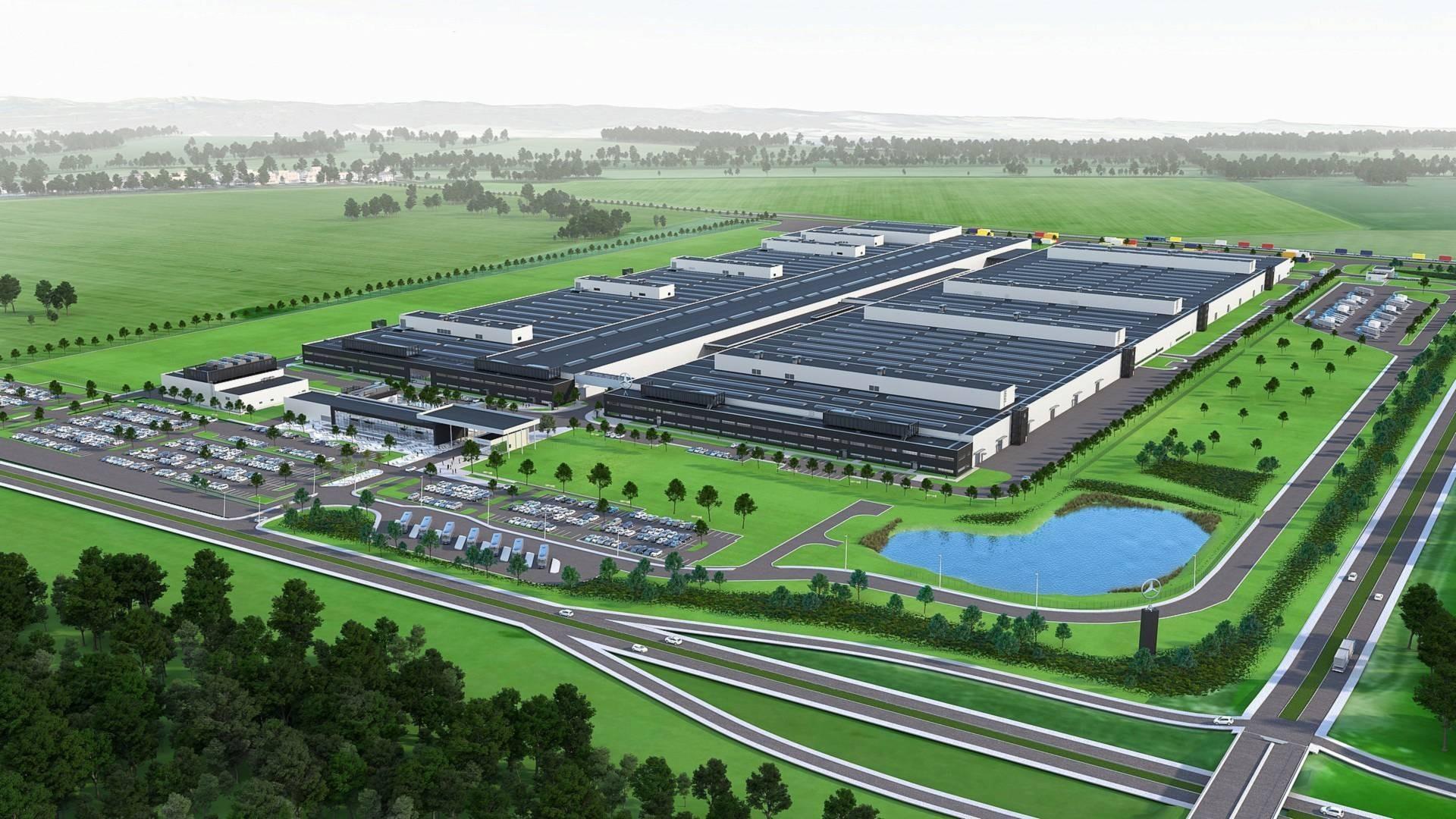 Photo of Mercedes-Benz: Νέο εργοστάσιο στην Πολωνία!
