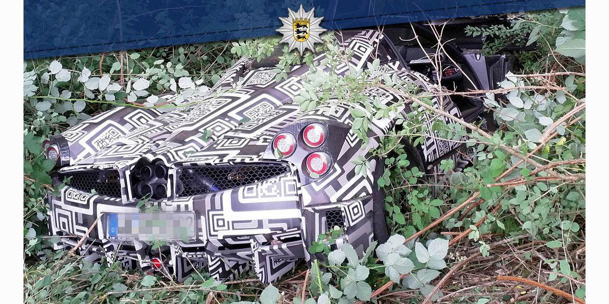 Photo of Υπερέβαλλε ο δοκιμαστής της Pagani και έλιωσε μία Pagani Huayra Spyder!