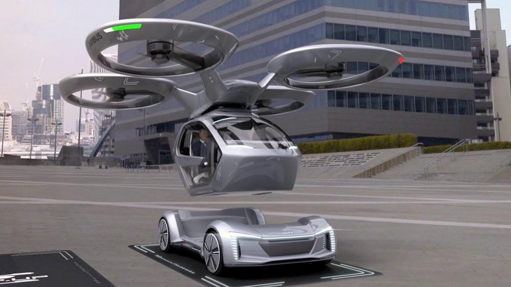 Photo of Οι Audi και Airbus έτοιμες να δοκιμάσουν ιπτάμενα ταξί