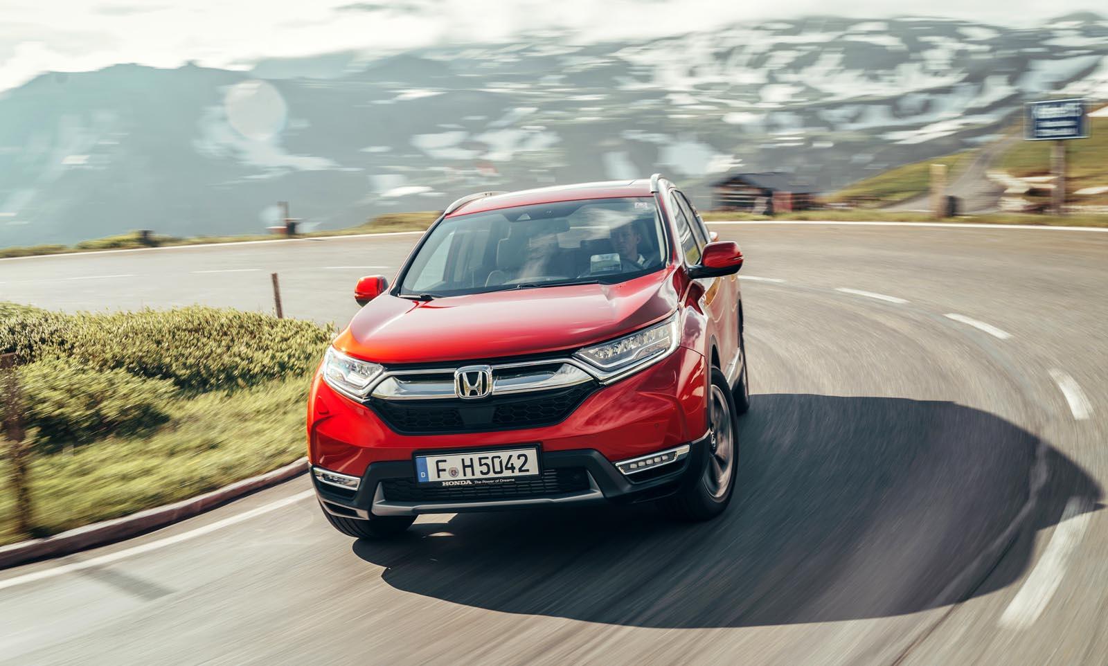 Photo of Με το νέο Honda CR-V στην Αυστρία [first drive]