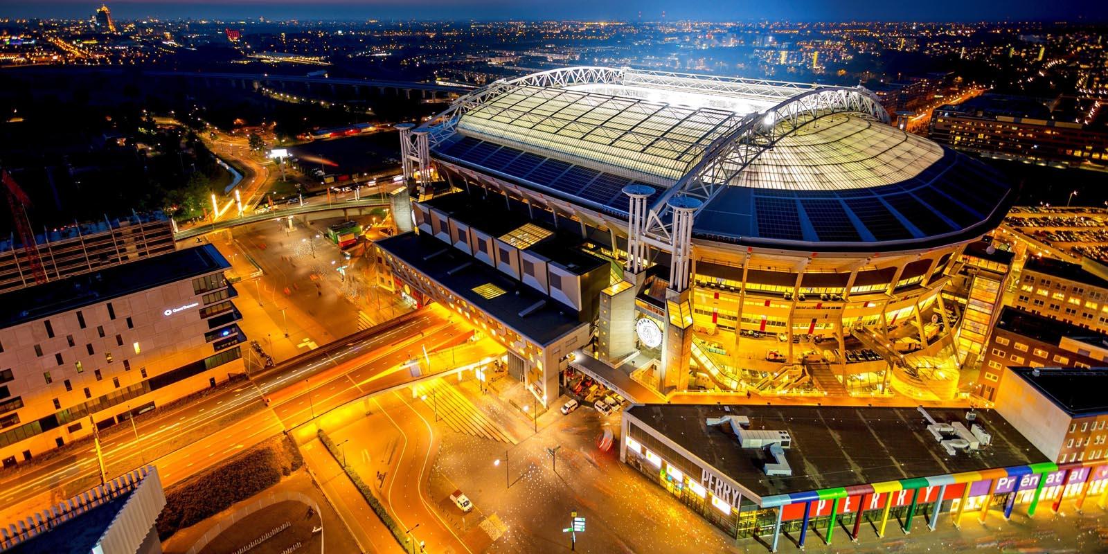 Photo of Το μεγαλύτερο σύστημα αποθήκευσης ενέργειας της Ευρώπης,  στο στάδιο Johan Cruijff Arena.