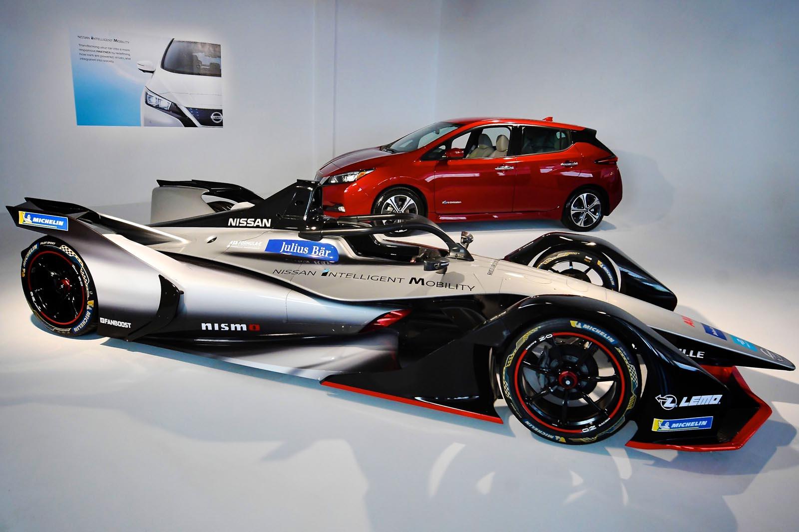 Photo of Αντίστροφη μέτρηση για το ντεμπούτο της  Nissan στην Formula E