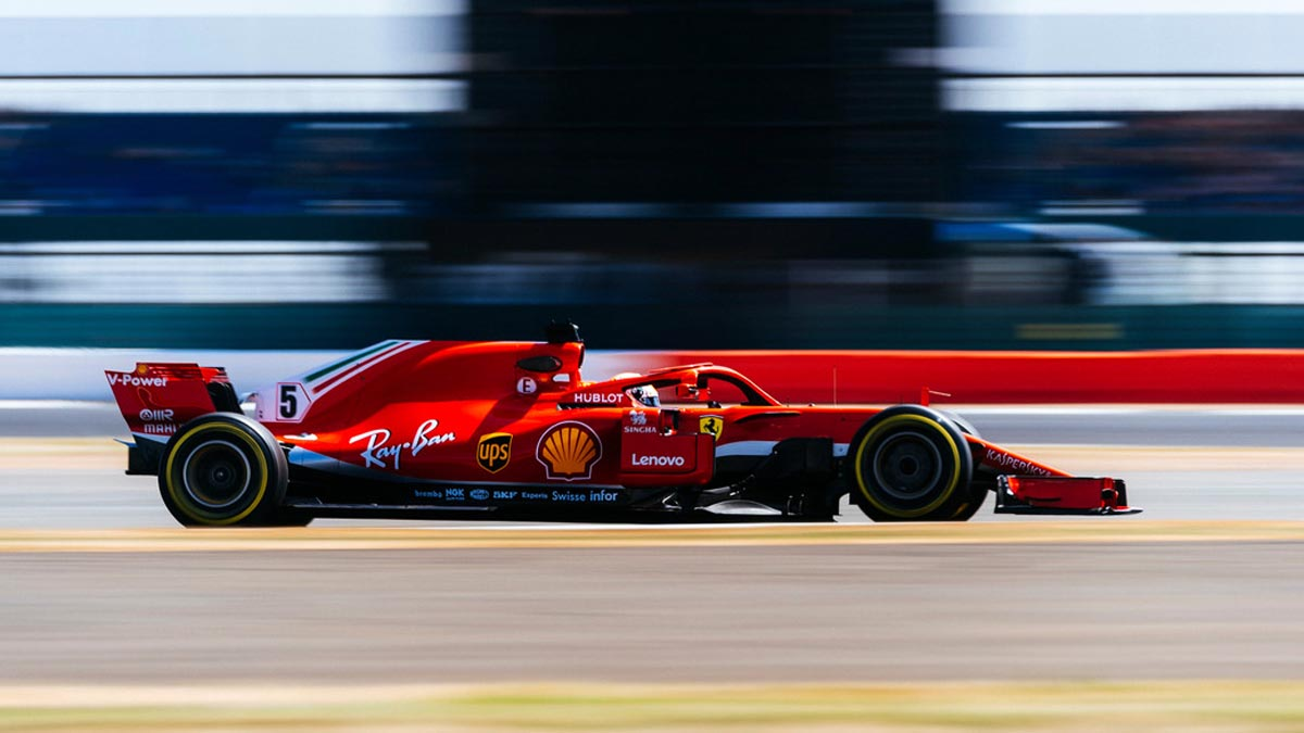 Photo of GP Βρετανίας: Νίκη για τον Vettel και την Ferrari!