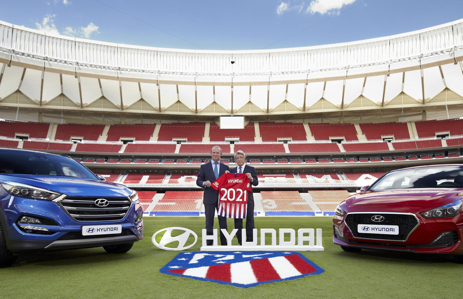 Photo of Η Hyundai Motor… παίζει μπάλα με την Atlético de Madrid