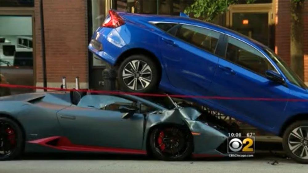 Photo of Χωρά μία Lamborghini κάτω από ένα Honda; [vid]