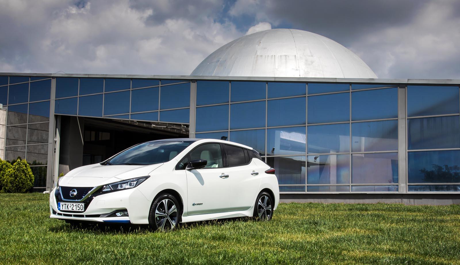 Photo of Νέο Nissan LEAF: O ηγέτης της ηλεκτροκίνησης!