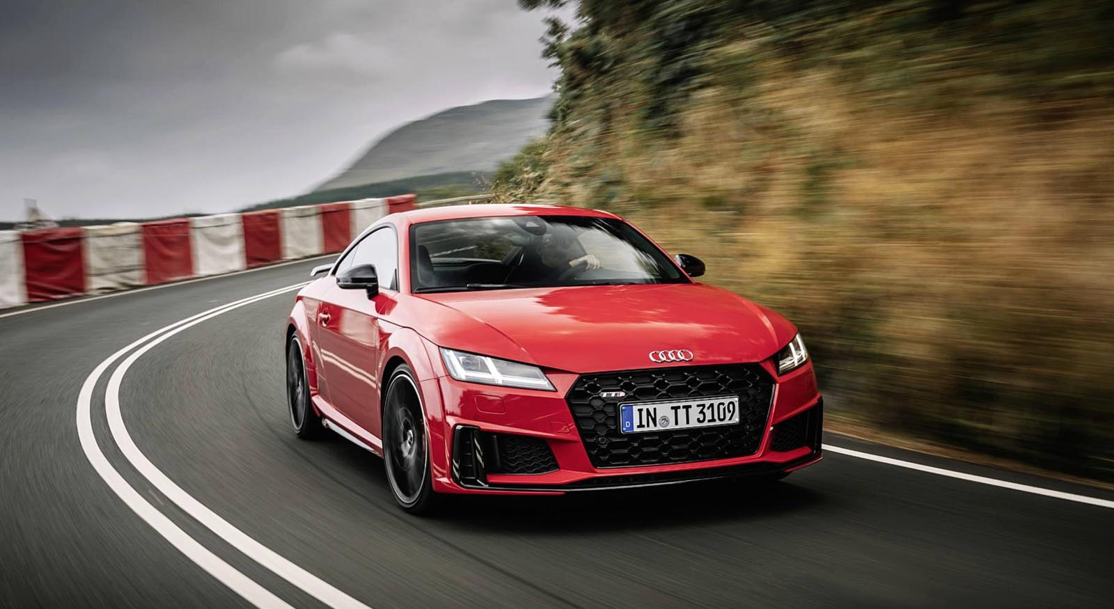Photo of Facelift για το Audi TT [vid]