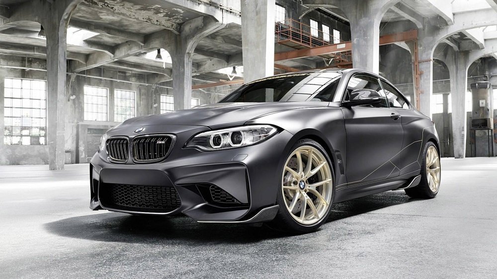 Photo of BMW M Performance Parts Concept