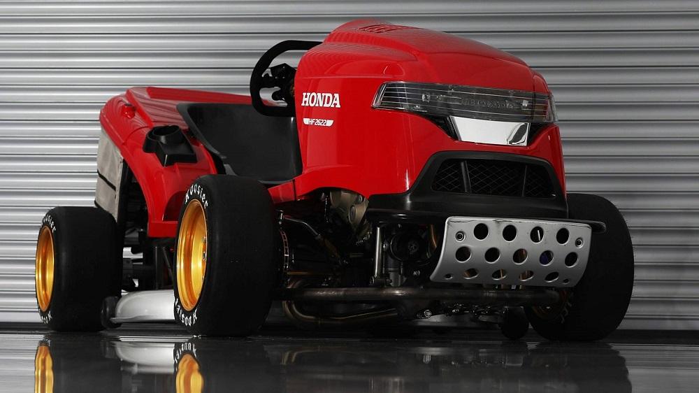 Photo of Το χλοοκοπτικό της Honda στοχεύει στα 241 χλμ./ώρα!